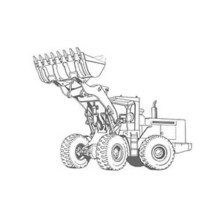 Резервни части за челен товарач