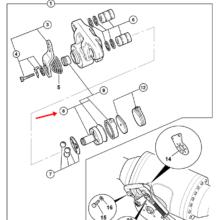 Kit-rotor assembly