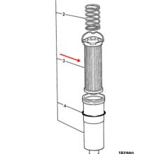 Хидравличен филтър ( в зависимост от модела)