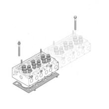 Болтове за глава на двигател за CLAAS