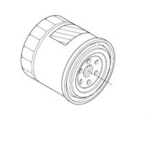 Маслен филтър за CLAAS