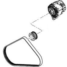 Ремък алтернатор (динамо) за CLAAS