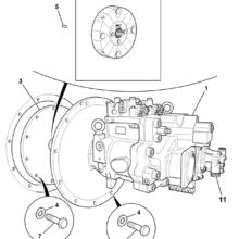 COUPLING PUMP-ENGINE JS46