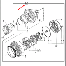 GEARBOX ASSY